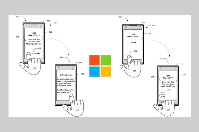 Il brevetto presentato da Microsoft