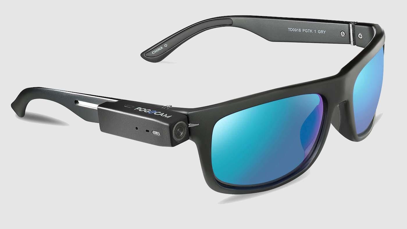 """Pogocam, la telecamera che trasforma in """"smart"""" tutti gli occhiali"""