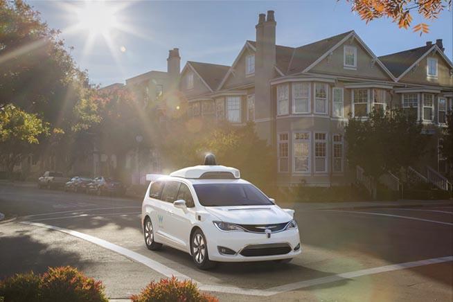 Google ha sottoscritto una partnership con Fiat per l produzione di minivan a guida autonoma. Premi sull'immagine per scoprire di cosa si tratta