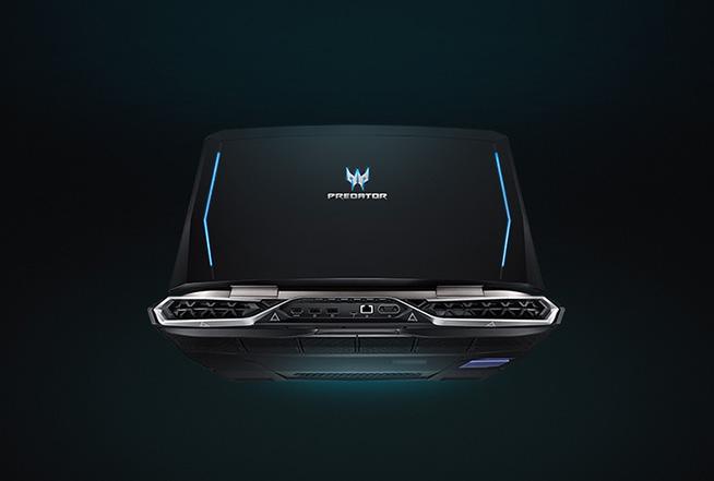 Anche Acer ha presentato un laptop unico nel suo genere. Clicca sull'immagine per scoprire il Predator 21 X