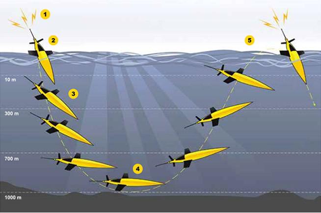 Il futuro degli oceani p nei loro sensori