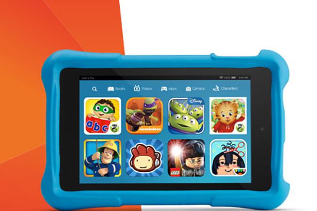 Premi sull'immagine per scoprire i migliori tablet pensati per i più piccoli