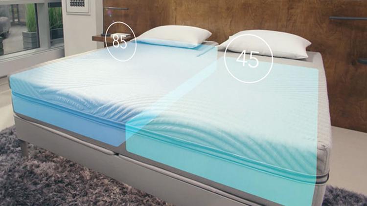Sleep number 360 il letto intelligente che si adatta alla - Letto che si chiude ...