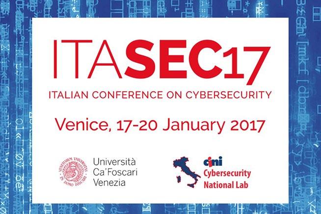 ITASEC 2017