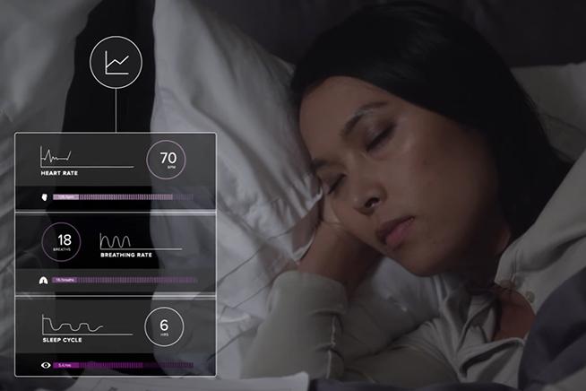 Dormire bene, premi sull'immagine per scoprir i migliori dispositivi sul mercato per monitorare il sonno