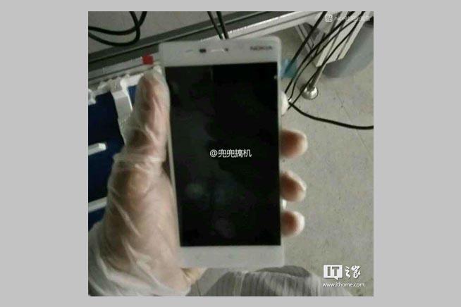 Ecco come sarà il Nokia E1. Premi sull'immagine per scoprire le altre foto