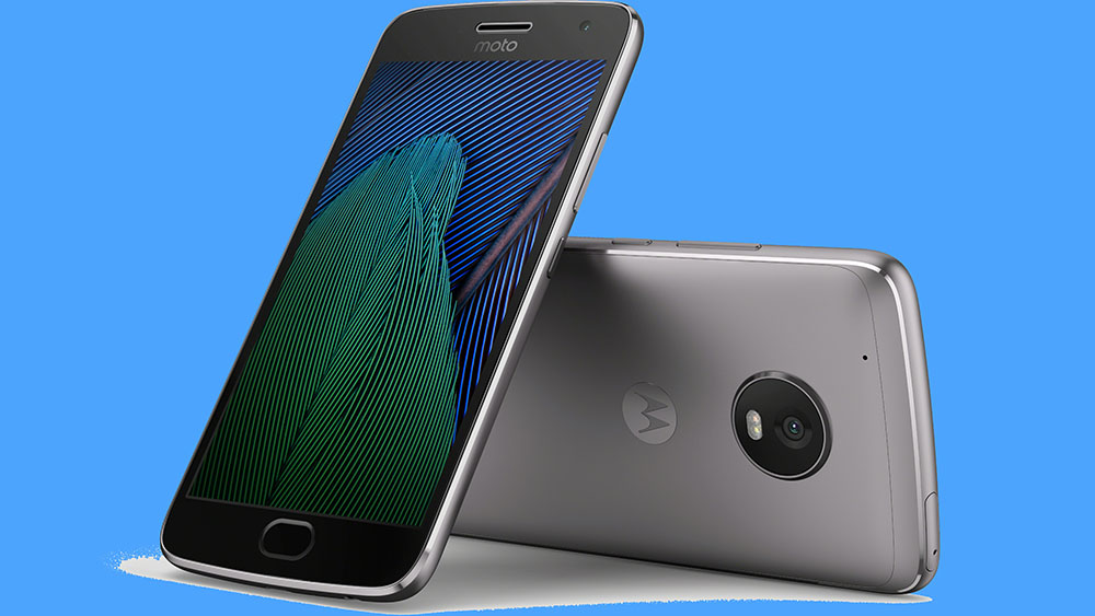 Moto G5 e Moto G5 Plus: le specifiche dei nuovi smartphone Lenovo