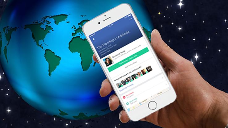 Facebook lancia Community Help per aiutare gli utenti in caso di crisi