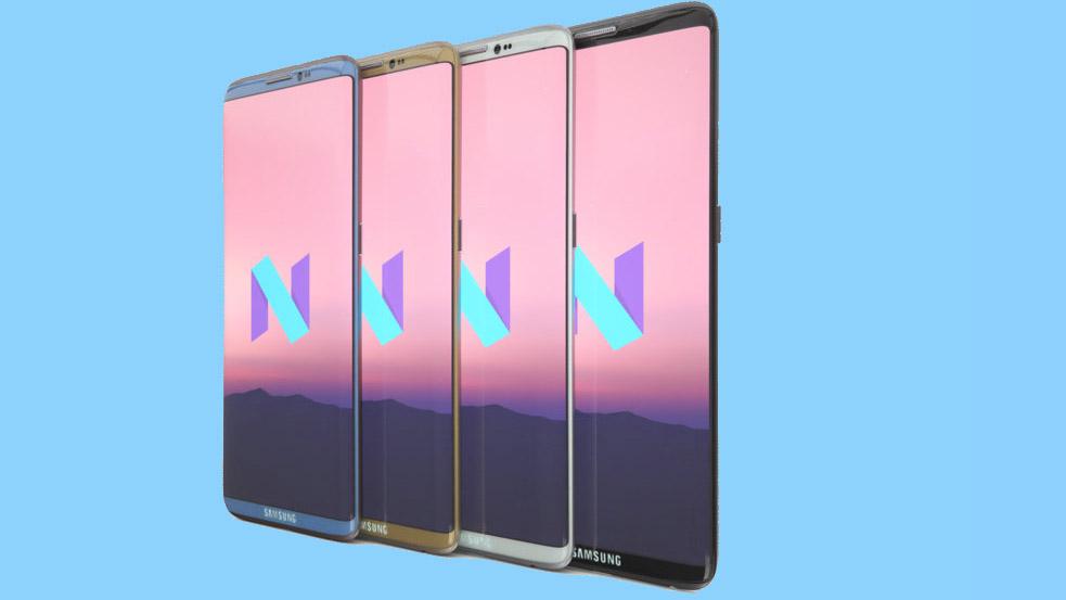 Samsung Galaxy S8, svelato il prezzo e le colorazioni. Foto