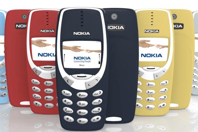 Premi sull'immagine per scoprire come sarà fatto il Nokia 3310, lo smartphone più atteso del Mobile World Congress