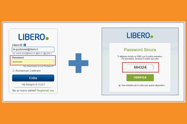 Come accedere a Libero Mail con Password Sicura
