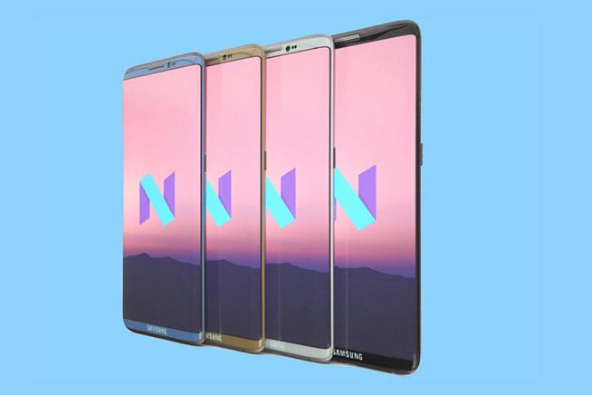Premi sull'immagine per scoprire come sarà fatto il Samsung Galaxy S8