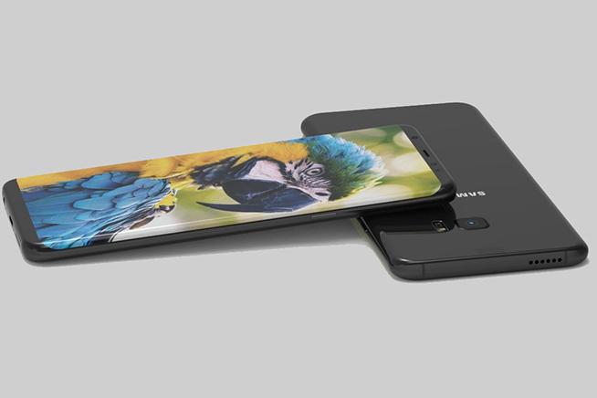 Premi sull'immagine per scoprire come potrebbero essere fatto il Samsung Galaxy S8