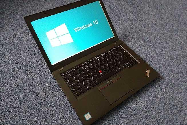 Premi sull'immagine per scoprire come installare Windows 10