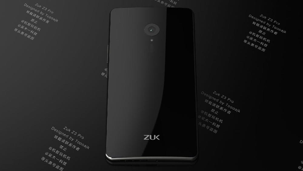 Lenovo ZUK Z3 Pro: Snapdragon 835 e touch invisible. Come sarà