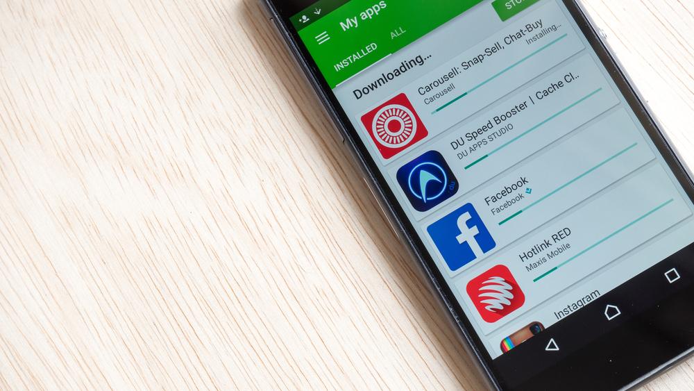 Google Play Store, un'applicazione gratis a settimana