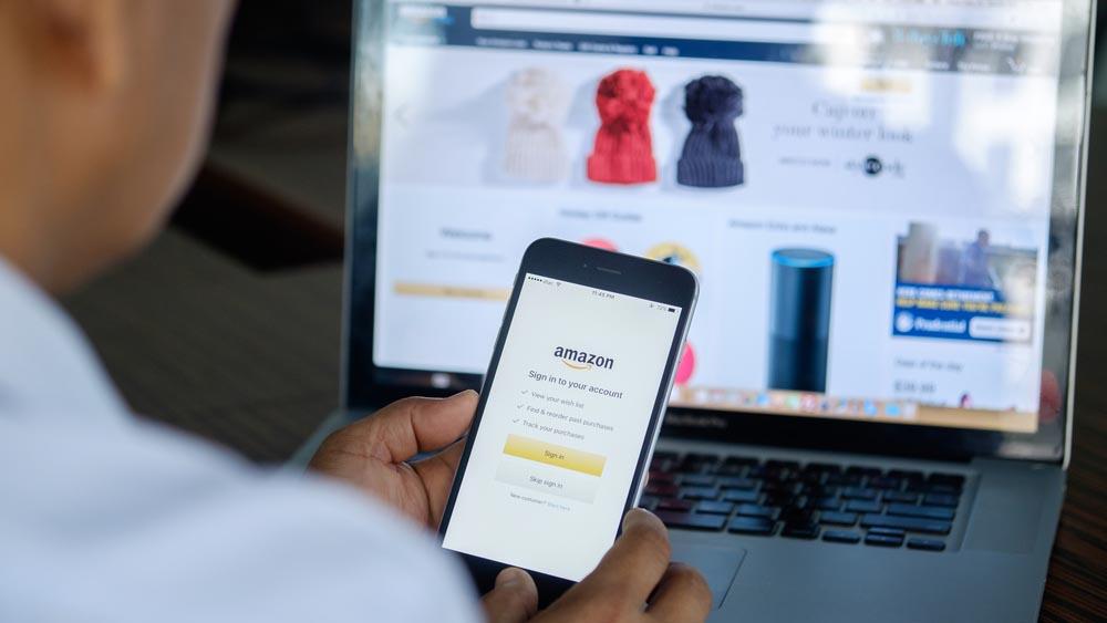 Come impostare l'autenticazione a due fattori con Amazon