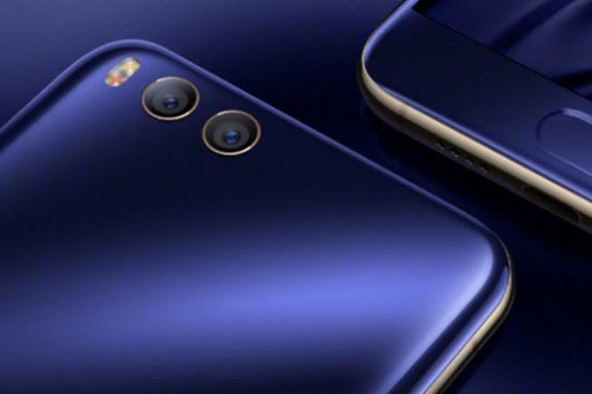 Xiaomi Mi6 top di gamma cinese rivale per iPhone 8