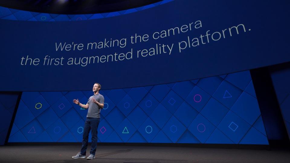Spaces e Camera Effects: Facebook punta su realtà virtuale e aumentata