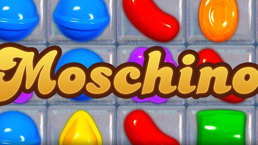 Candy Crush ora puoi indossare il tuo gioco preferito made by Moschino