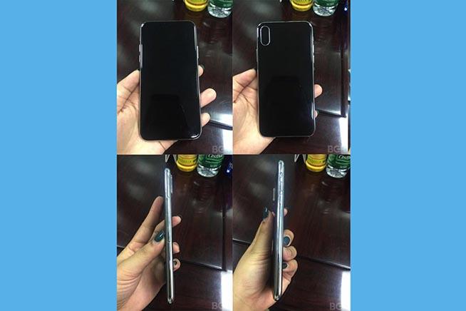 Le prime immagini del presunto iPhone 8