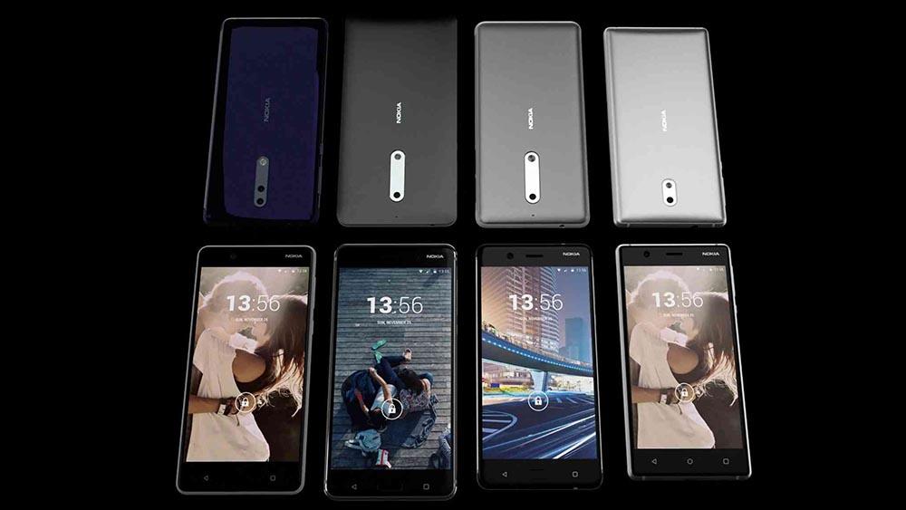 Nokia, video online mostra i prossimi top di gamma
