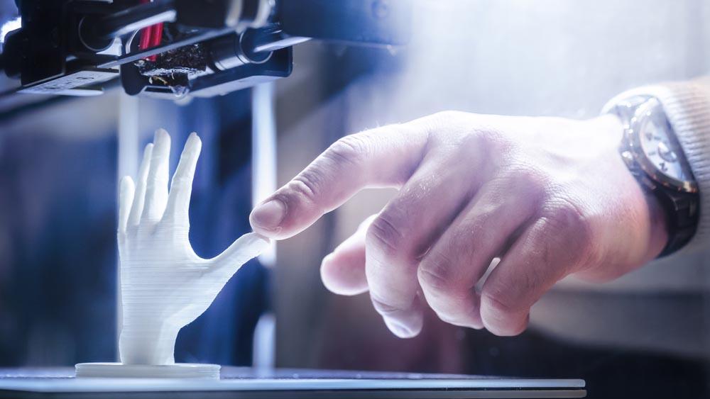 Con la stampa 4D gli oggetti cambiano forma nel tempo