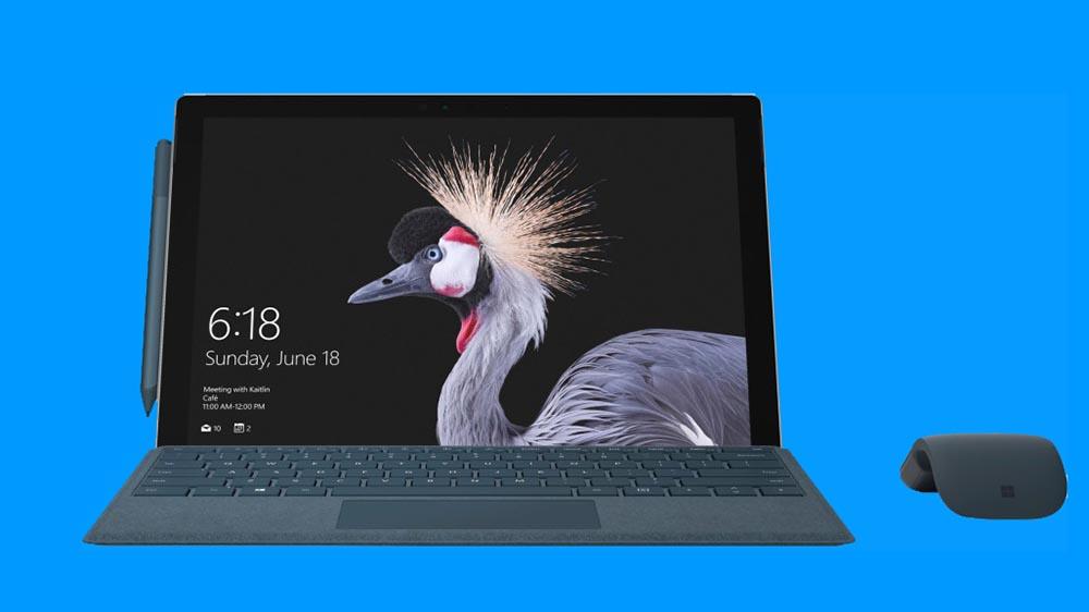 Surface Pro, foto del nuovo tablet compaiono per errore online
