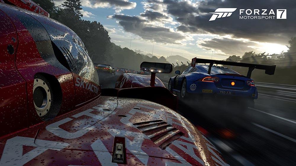 Forza Motorsport 7, arriva il primo video con spezzoni di gameplay