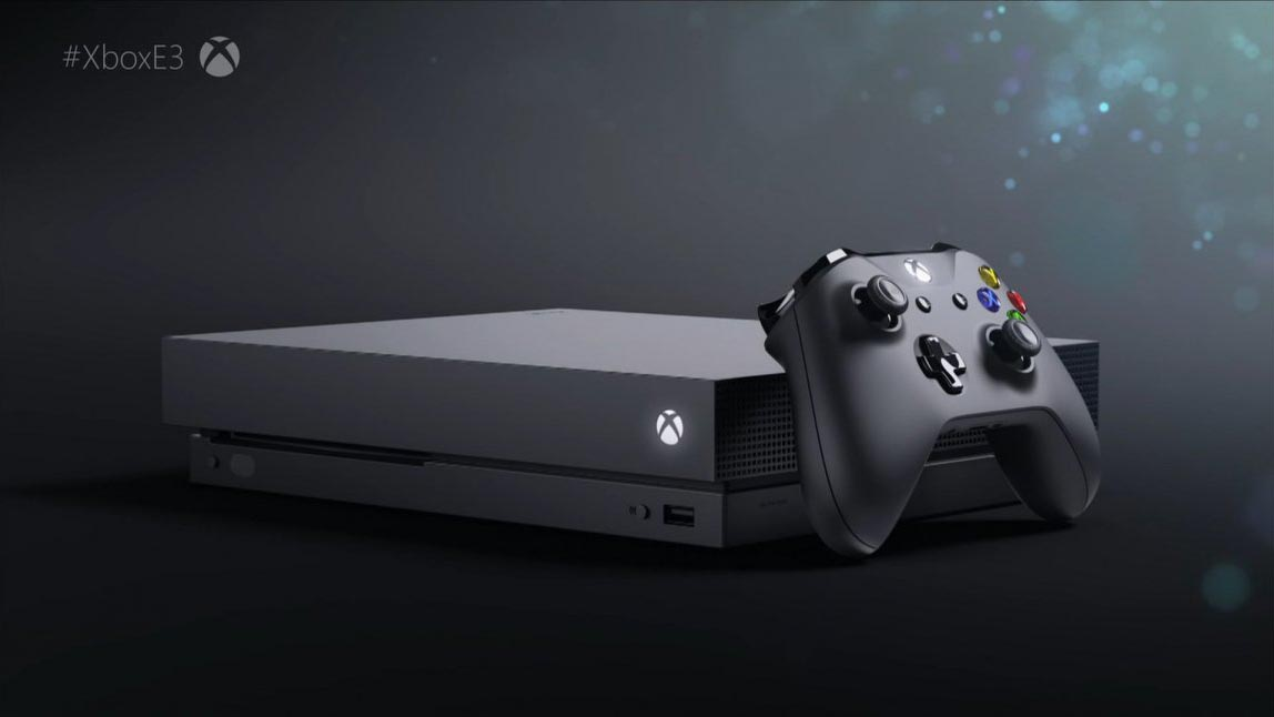 Xbox One X in arrivo il 7 novembre con oltre 20 videogame in esclusiva