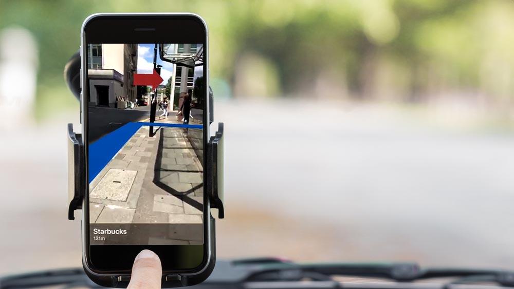 Impossibile perdersi con ARkit: Apple rivoluziona la navigazione
