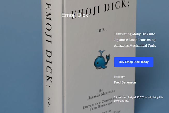 emoji dick