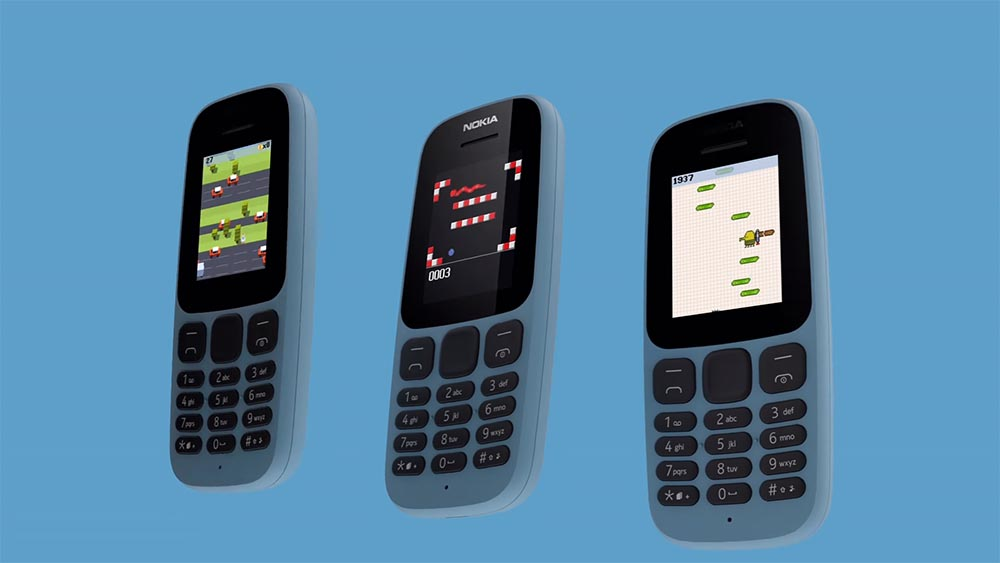 Nokia 105, in arrivo il telefonino da 10 euro