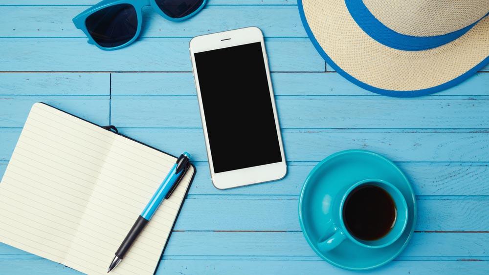 4 accessori per smartphone per le vacanze