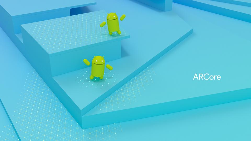ARCore, la piattaforma Google per creare app Android ad AR