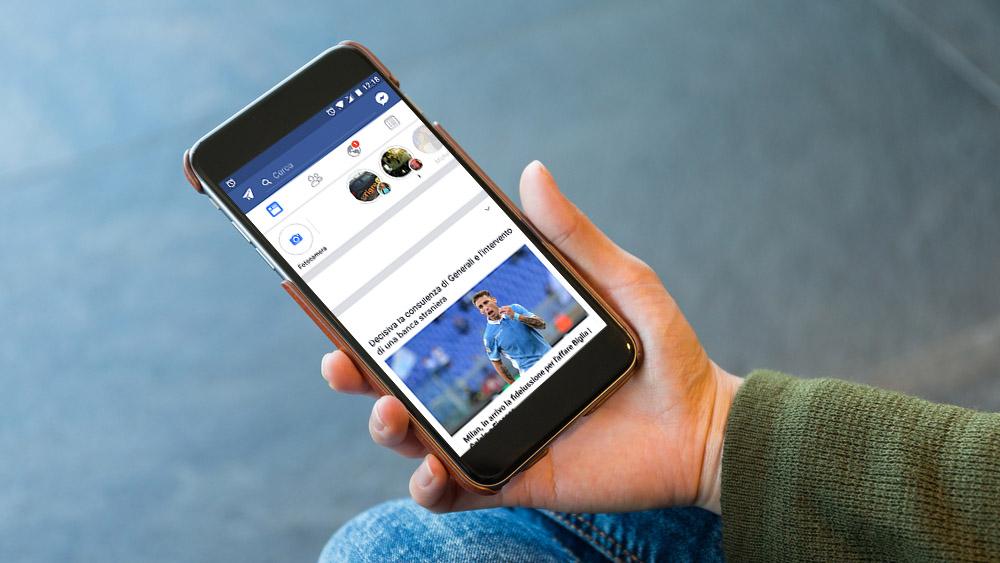 Facebook, le Storie arriveranno presto anche nella versione desktop