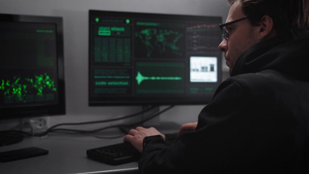 Hacker spiano gli utenti grazie ai suoni della tastiera