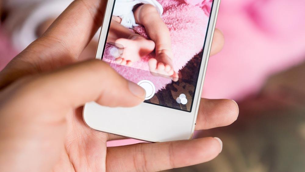 Come condividere le foto dei bambini online in maniera sicura