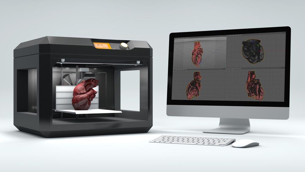 Medicina, salute e hi-tech: le potenzialità della stampa 3D
