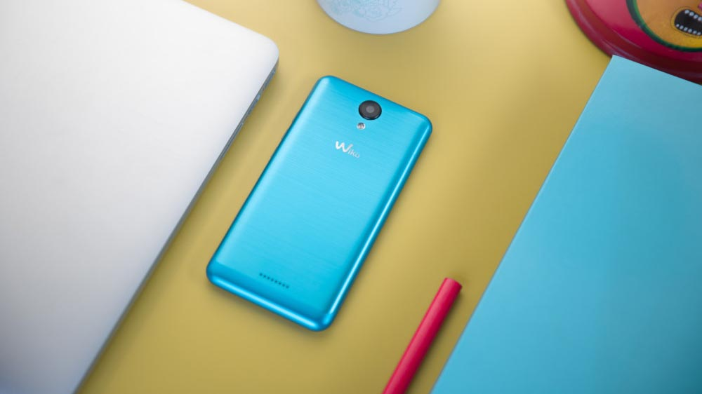 Wiko Lenny 4 e Harry, smartphone low cost con Android 7.0