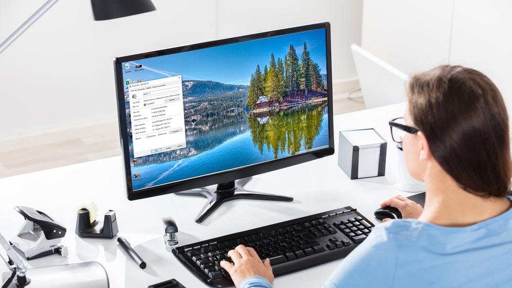 Come nascondere file e cartelle in Windows