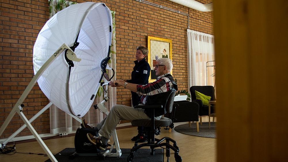 Alzheimer: BikeAround aiuta i ricordi