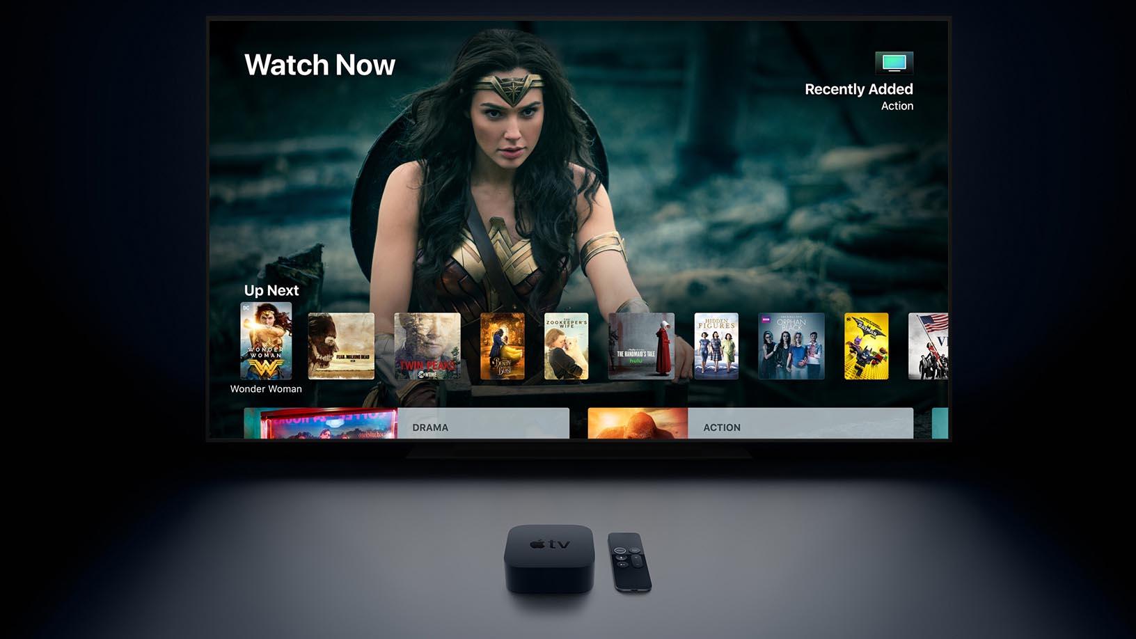 Apple TV 4K, il set top box per vedere il cinema a casa