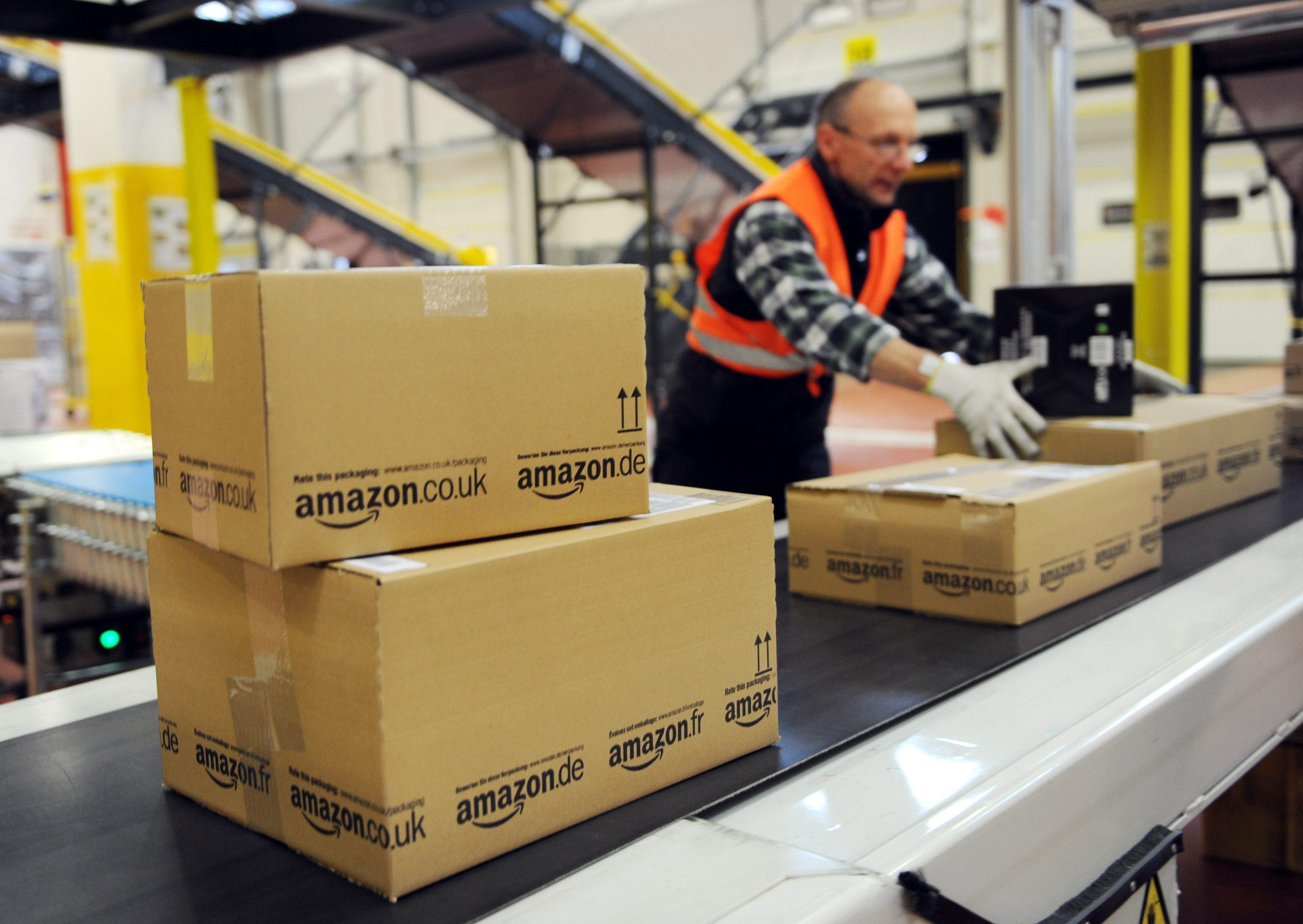 Amazon suggerisce ingredienti per bombe