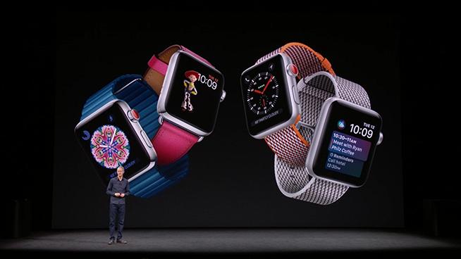 I nuovi cinturini dell'Apple Watch 3