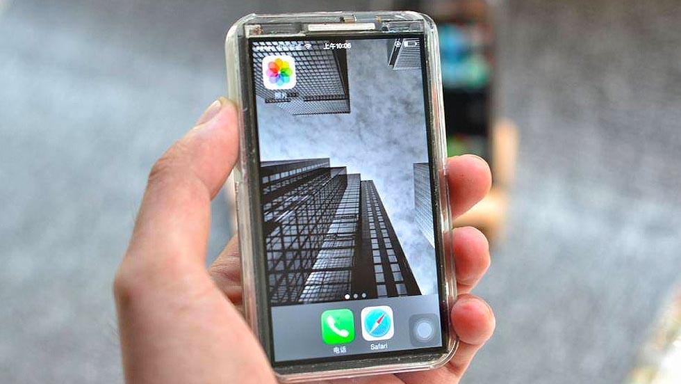 L'iPhone X Mini esiste: arriva dalla Cina ed è fatto a mano