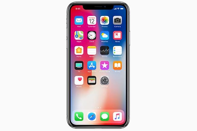 Ecco come è fatto l'iPhone X (Ten)