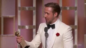 Il musical 'La la land' trionfa ai Golden Globes