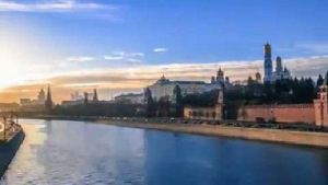 Russia, Mosca in Timelapse