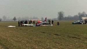 Incidente aereo a Cremona, precipita un ultraleggero: 2 i morti